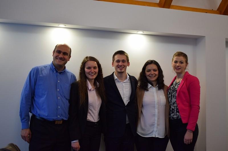 Új csapat a Küküllői Református Egyházmegye ifjúságának élén