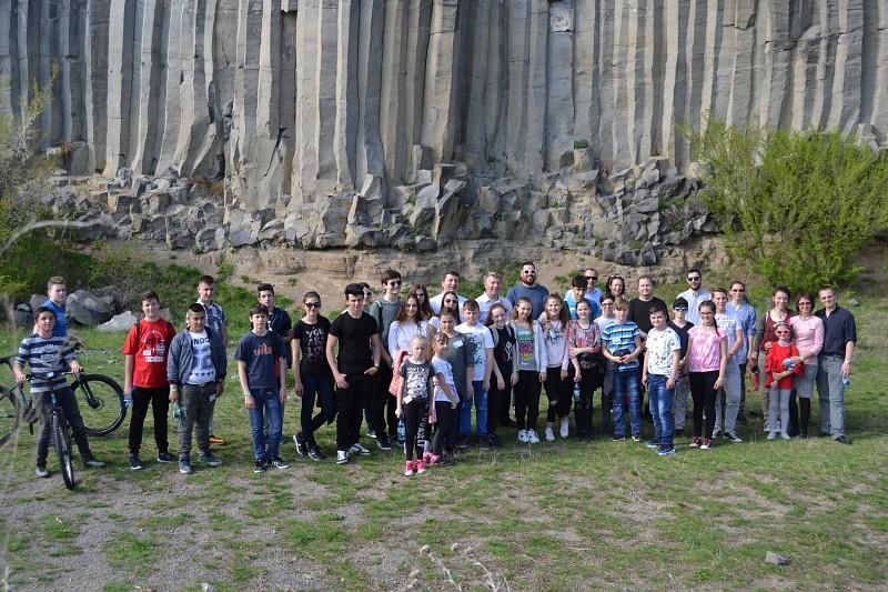 Alsórákoson találkoztak a brassói egyházmegye ifjai