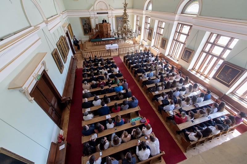 Tízéves az Apafi Mihály Kollégium