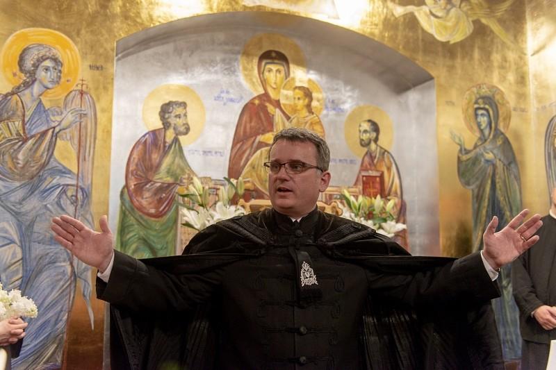 Ökumenikus kápolnát szenteltek fel a kolozsvári repülőtéren