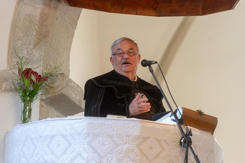 Gyülekezeti házat avattak Szentmátéban