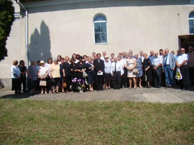 Gyülekezeti nap Rákosdon