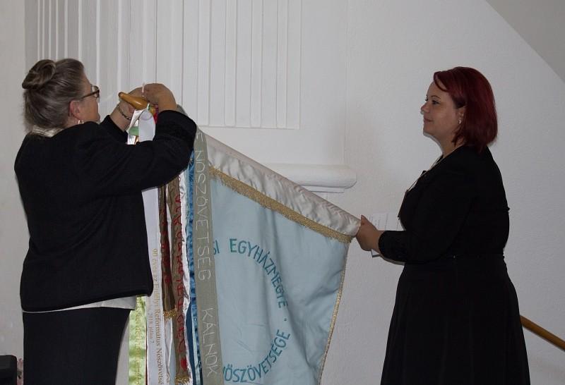Tisztújító közgyűlést tartott a sepsi egyházmegye nőszövetsége