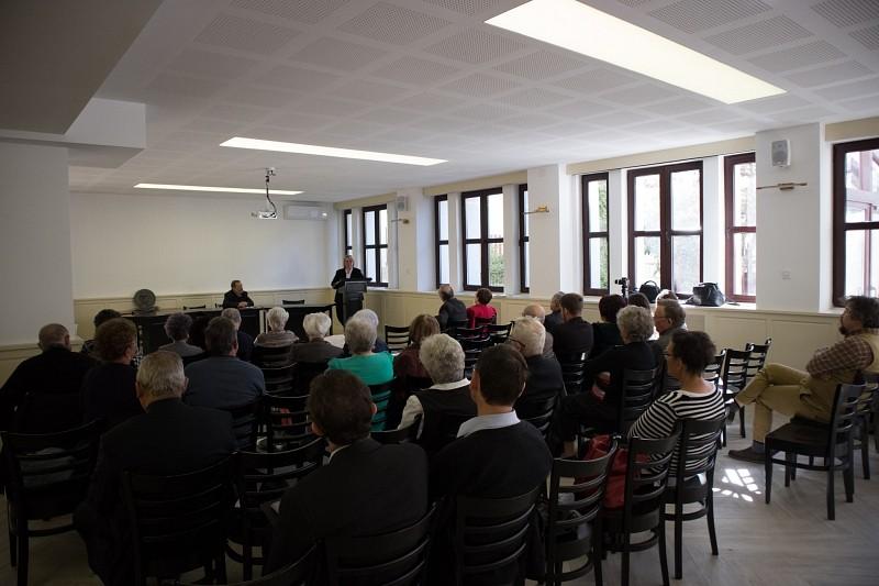 Az emlékezés jegyében zajlott az Európai Protestáns Magyar Szabadegyetem Erdélyi Körének kolozsvári találkozója