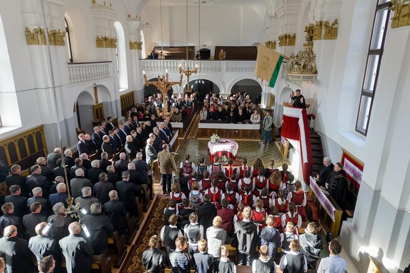 Megújult a zágoni református templom