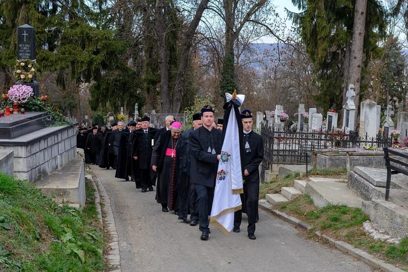Elkísérték utolsó útjára Pap Géza püspököt
