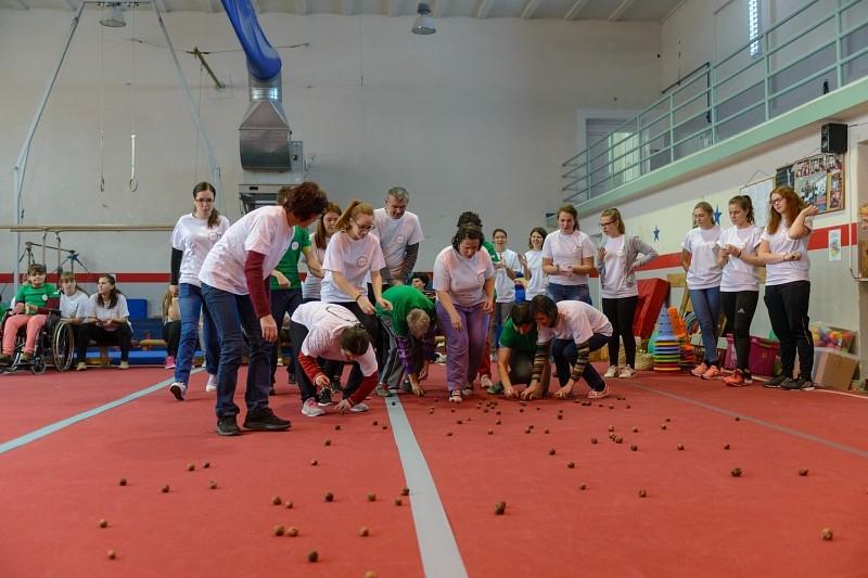Ehető versenyszám a 4. Paralimpián