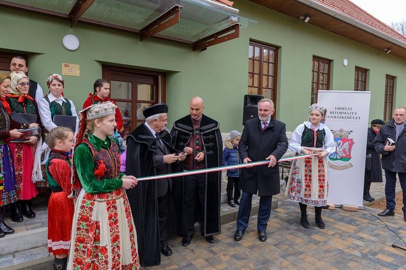 Megújult óvodába járhatnak a magyarkapusi gyerekek