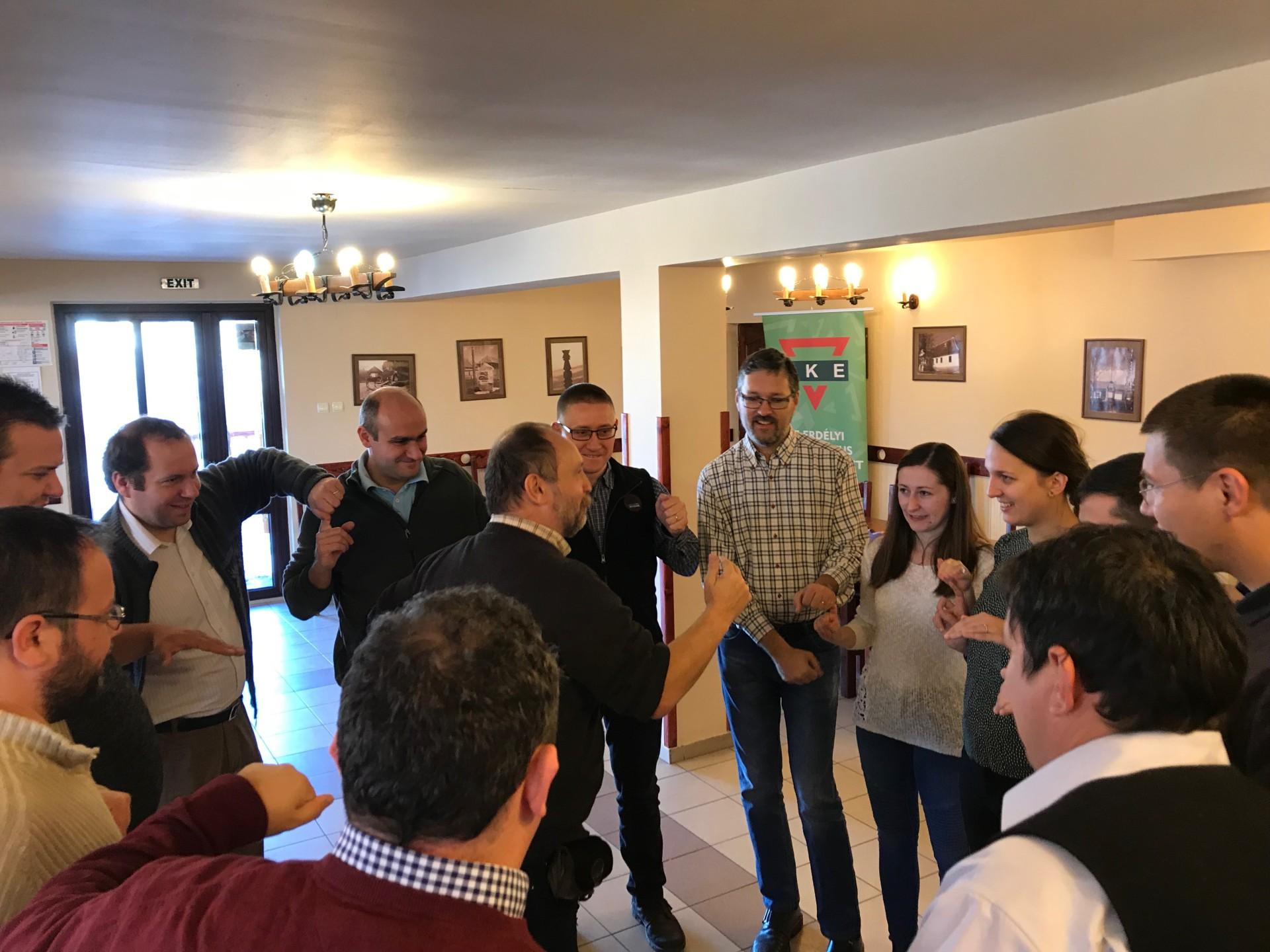Csernáton adott otthont az egyházmegyei ifjúsági előadók találkozójának