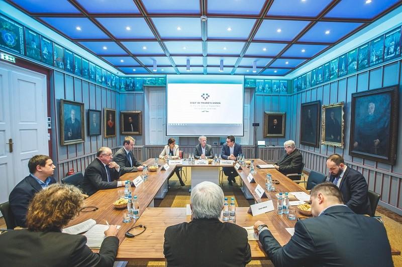 Az ENSZ kisebbségügyi különmegbízottjával találkoztak a történelmi magyar egyházak vezetői