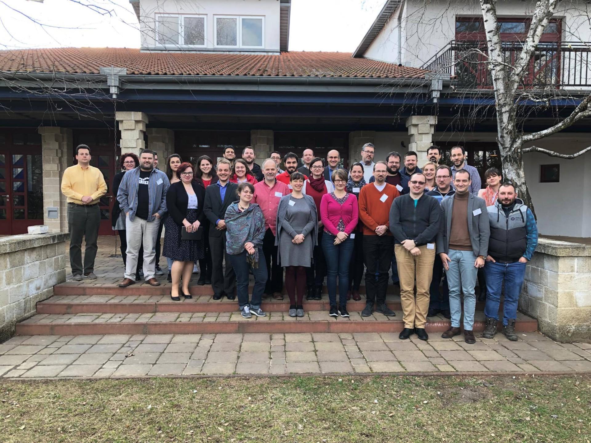 Ifjúsági vezetők találkoztak Berekfürdőn