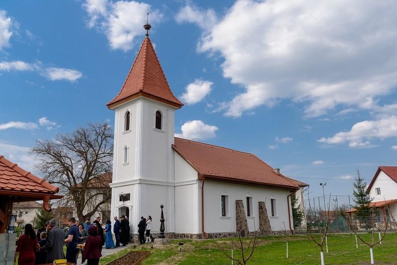 Négy templom újult meg a Nyárádmentén