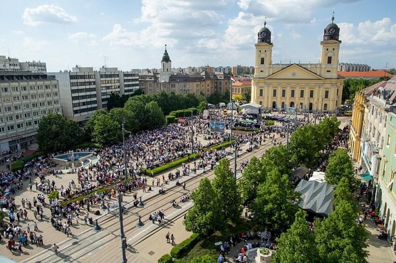 Erdélyi is ünnepelte a magyar református egységet
