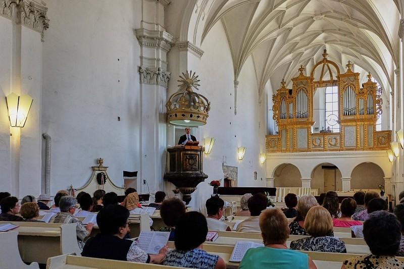 Egyházmegyei nőszövetségi találkozó Újtordán