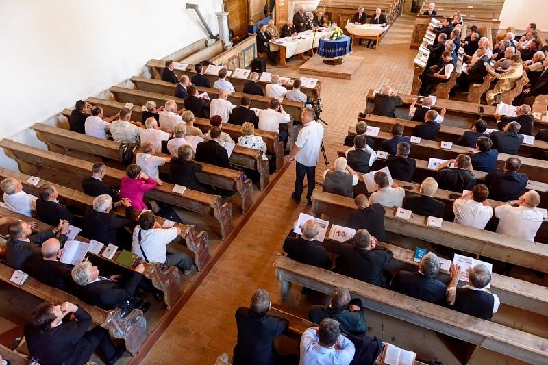 Közösségetek legyen velünk – évértékelő közgyűlést tartott az egyházkerület