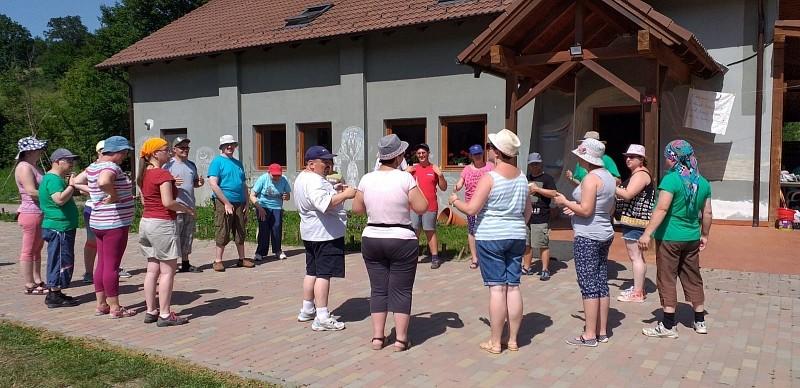 12. nyári zenetábor Sepsikőröspatakon