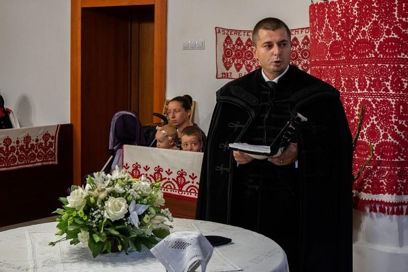 Tóvá lesz a délibáb – megújult a magyarlétai templom