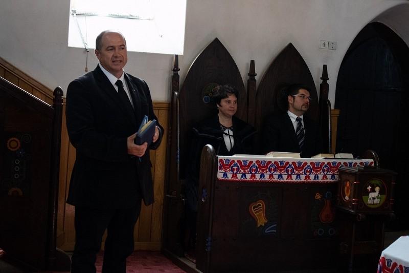 Először volt hitvalló hét a görgényi egyházmegyében