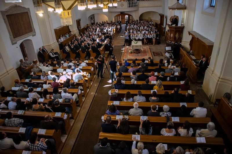Közösen indították a tanévet a református iskolák