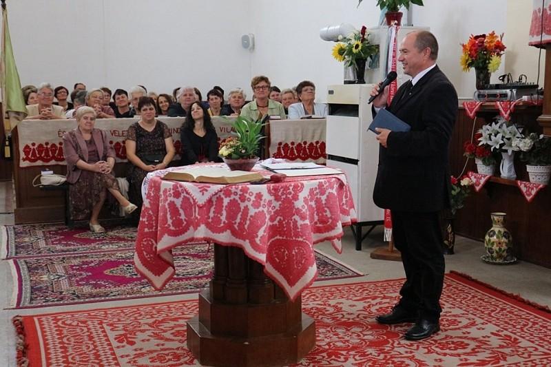 Konferencián találkoztak a közép-erdélyi régió nőszövetségei