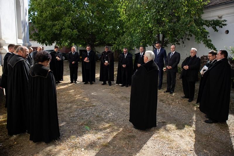 Az igaznak emlékezete áldott – 250 éve hunyt el Bod Péter
