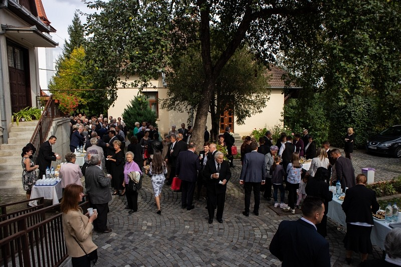 Megújult a Szabadi úti templom