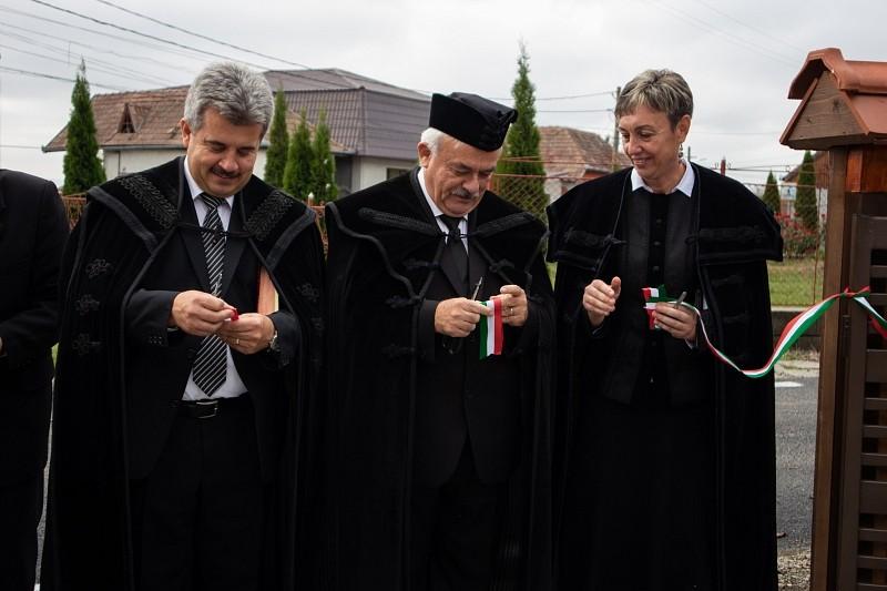 Húsz éve önálló a várhegyi gyülekezet