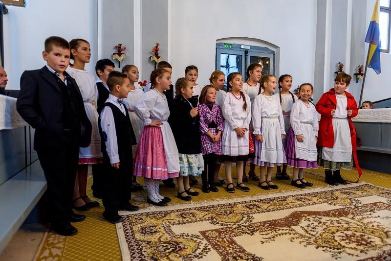 Kívül-belül megújult a kézdimárkosfalvi református templom