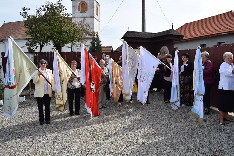 Dél-erdélyi régiós nőszövetségi találkozó Küküllőalmáson