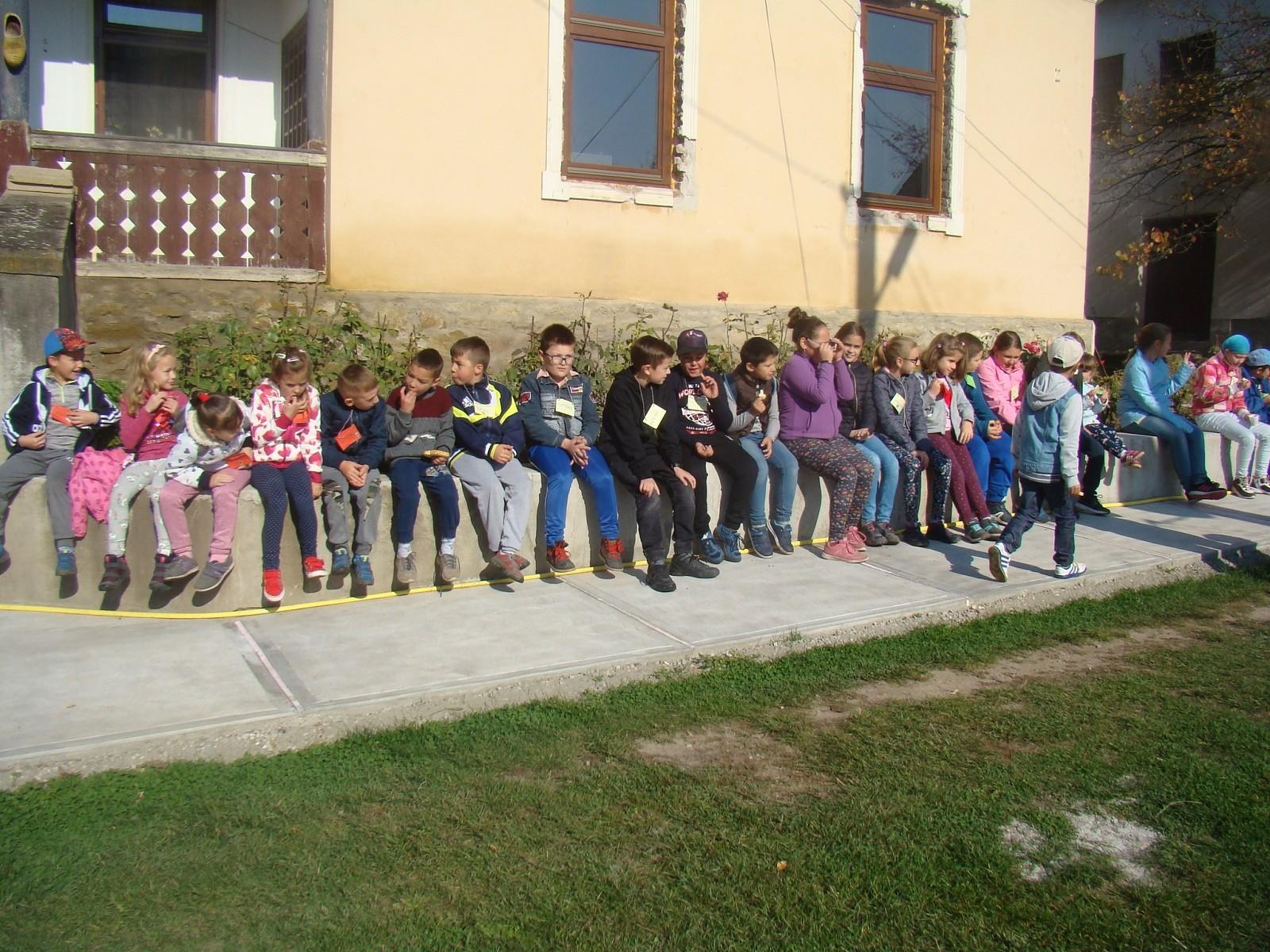 Vakációs napközi tábor Csernátonban