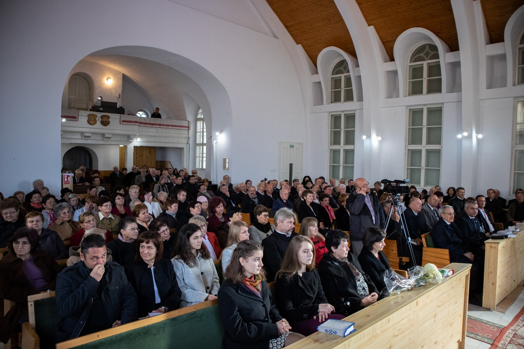 120 éves a gyergyószentmiklósi templom