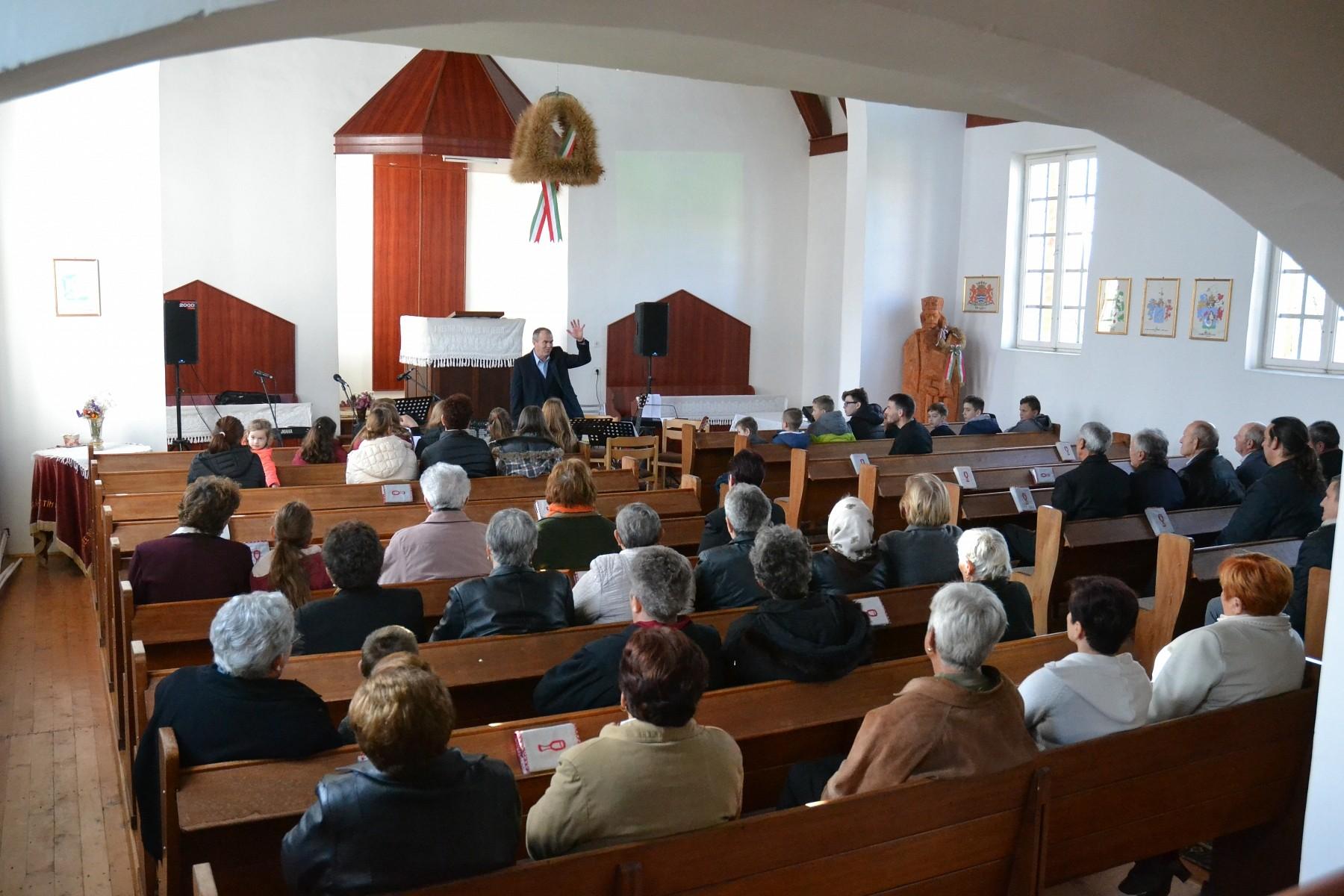 Gyülekezeti napot tartott öt nyárádmenti közösség