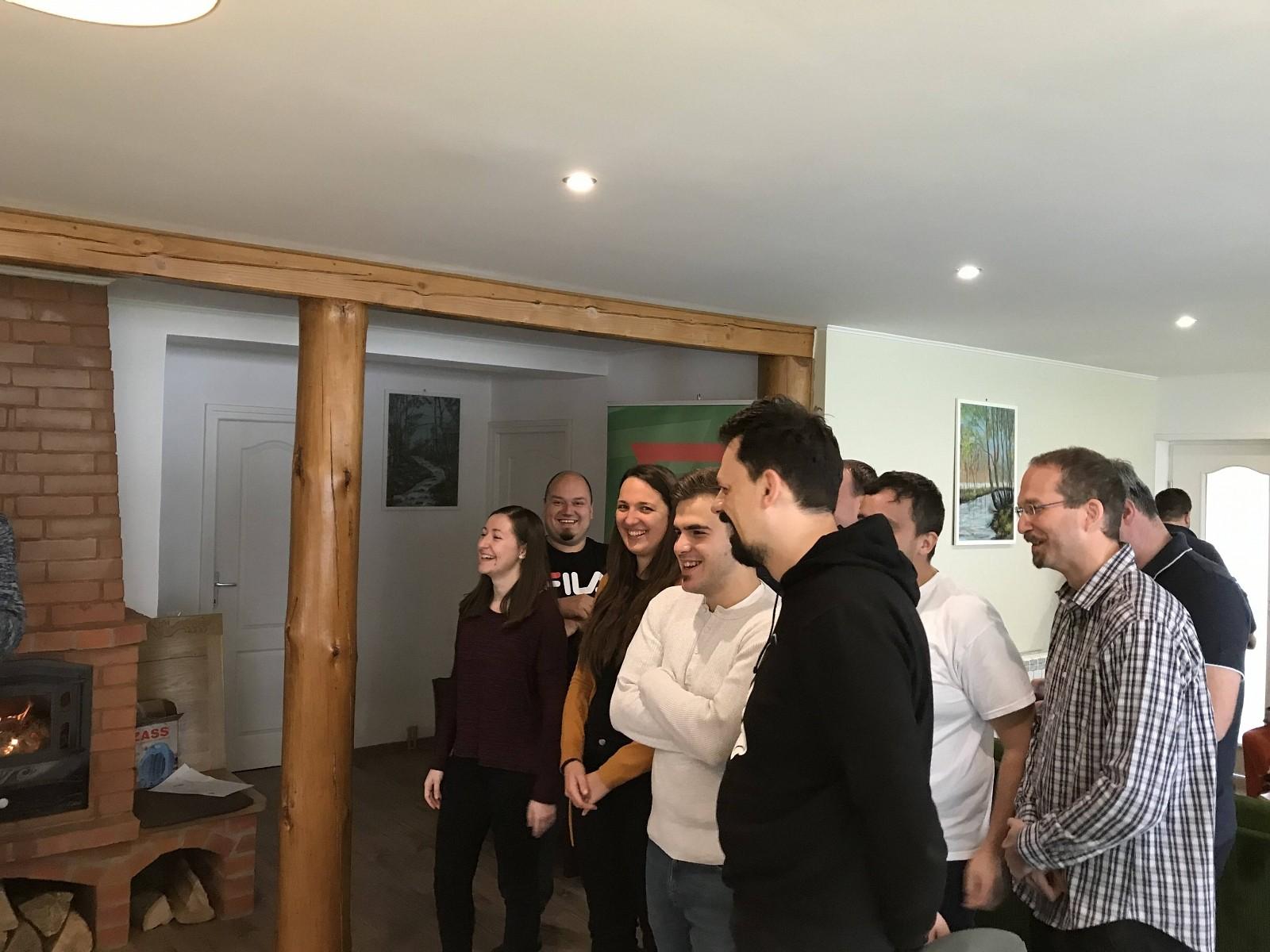 Ötödik alkalommal találkoztak az egyházmegyei ifjúsági előadók