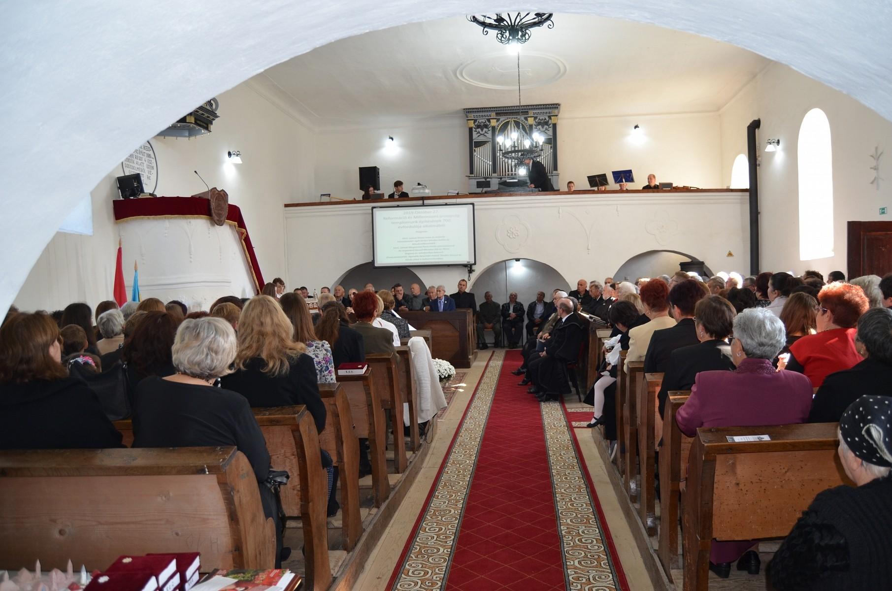 Jó nekünk itt lenni - Orgonaszentelés Zalánban
