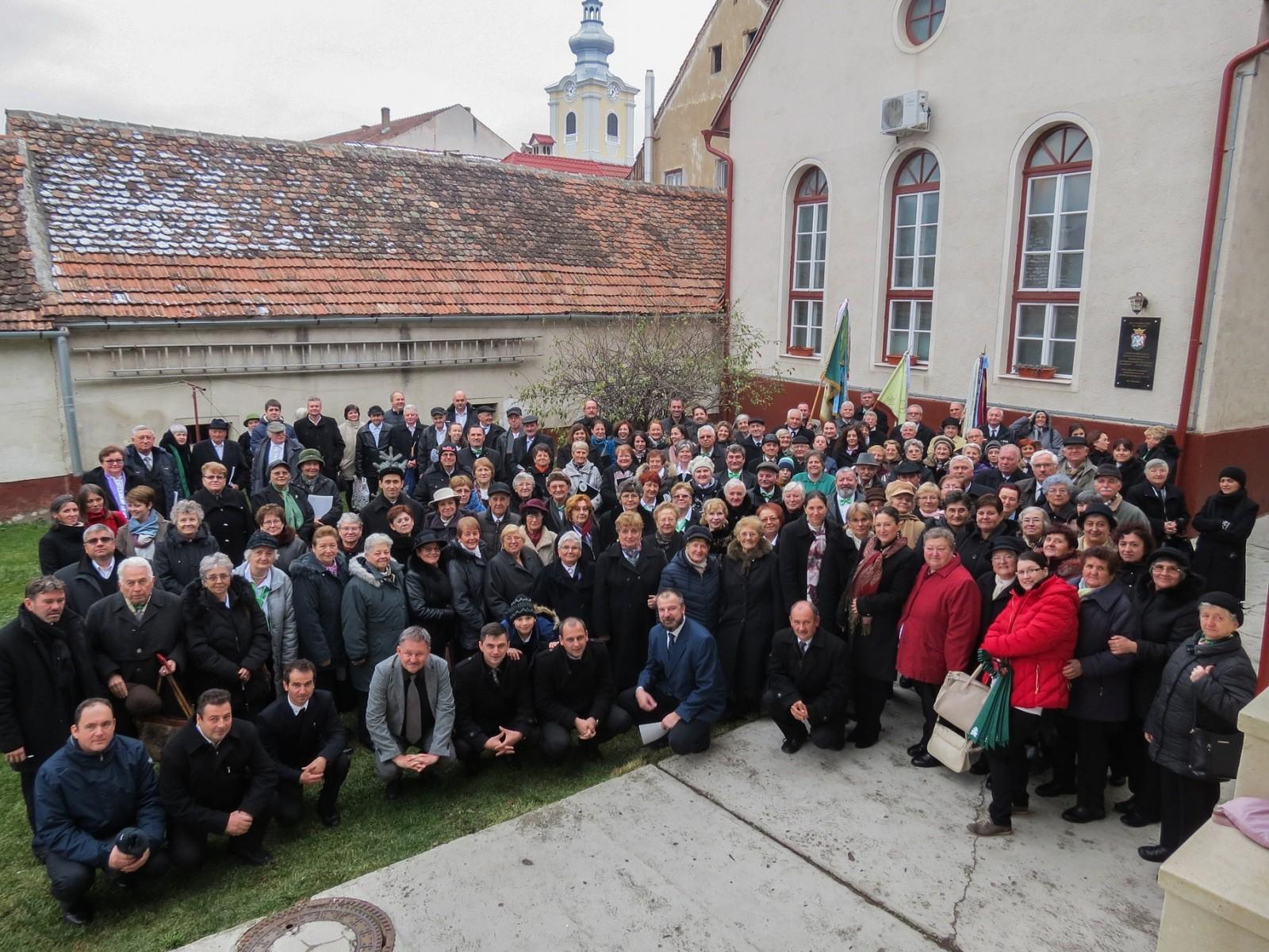 Megtartotta első kórustalálkozóját a brassói egyházmegye