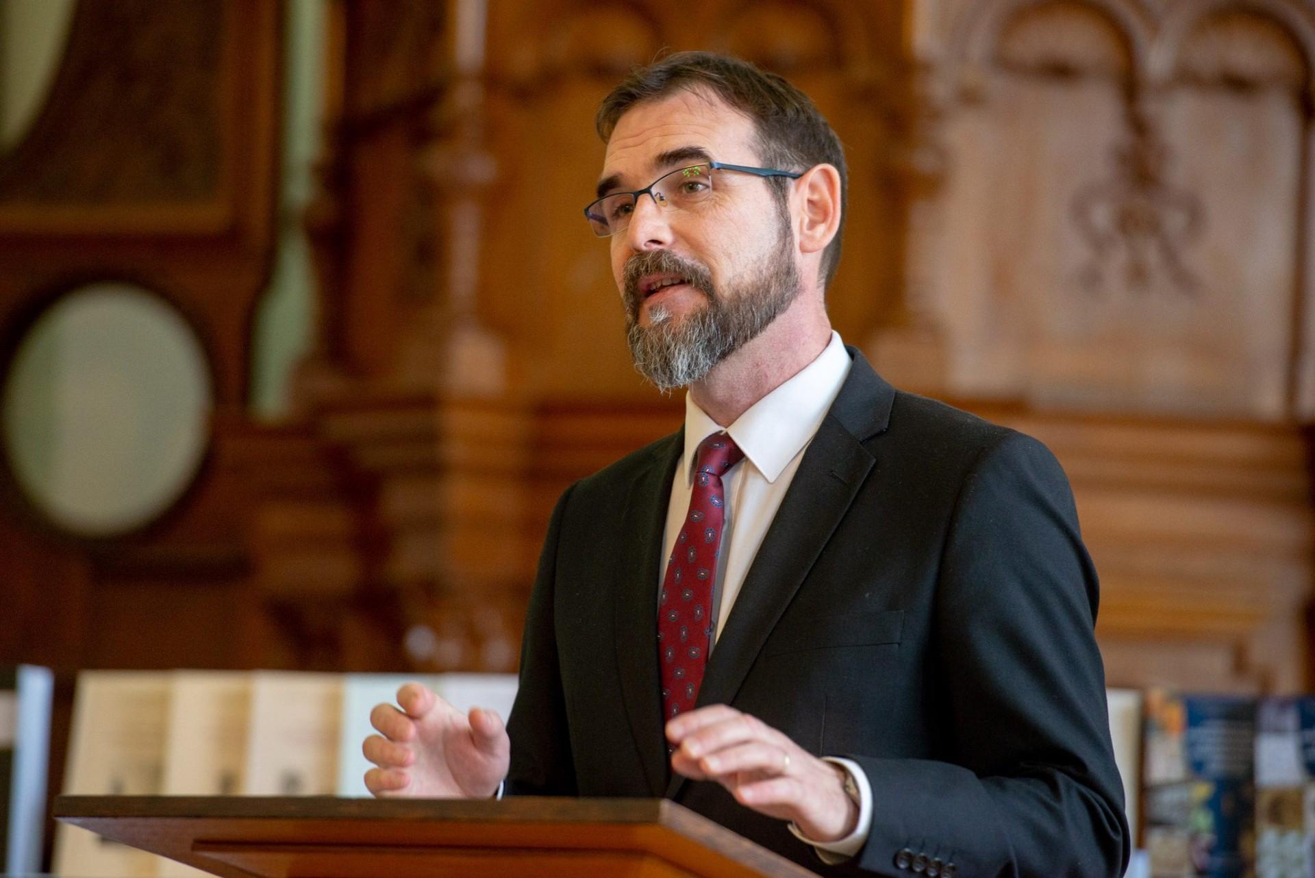 Új rektora van a Kolozsvári Protestáns Teológiai Intézetnek