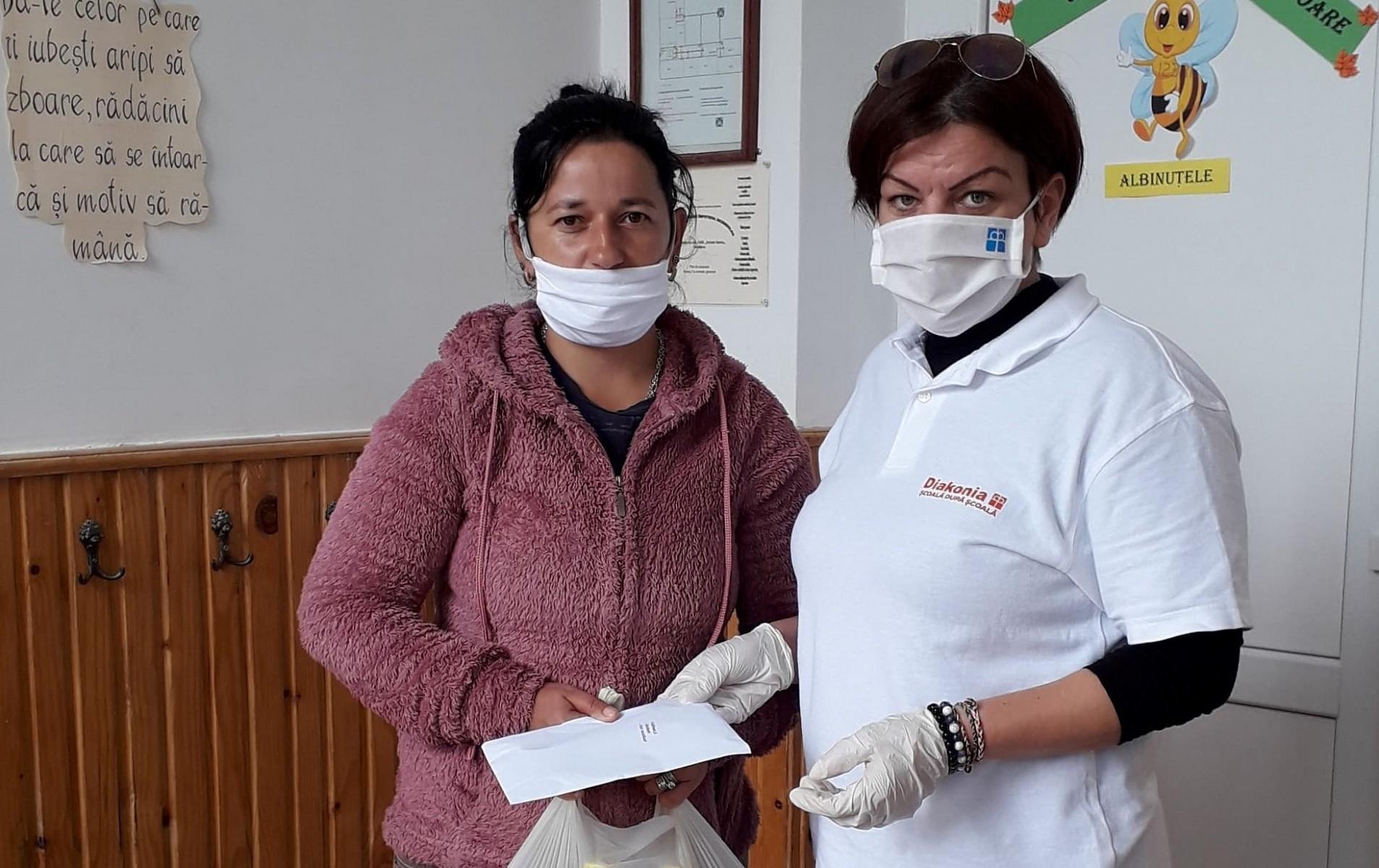 Rászoruló családoknak segít a sepsiszentgyörgyi Diakónia